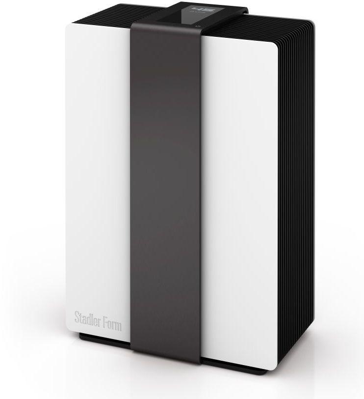 Nawilżacz powietrza ewaporacyjny / oczyszczacz Stadler Form ROBERT biało-czarny