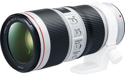 Obiektyw Canon EF 70-200mm f/4L IS II USM + Cashback 645zł Promocja