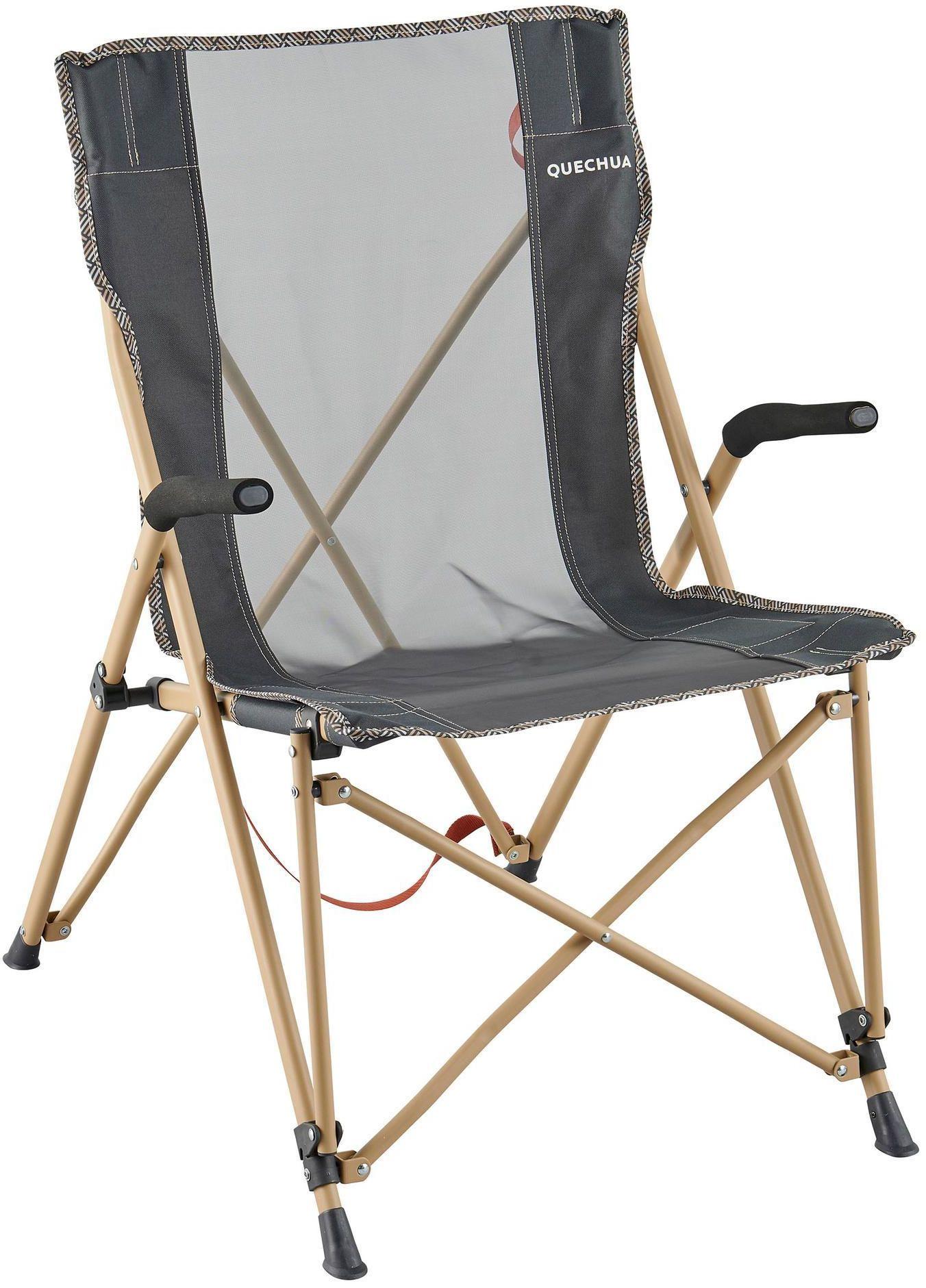 Krzesło kempingowe składane Comfort
