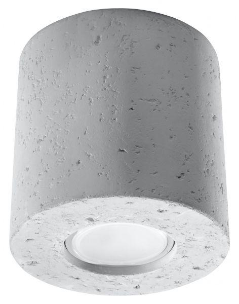 Lampa sufitowa design ORBIS Beton SL.0488 Sollux  SPRAWDŹ RABATY  5-10-15-20 % w koszyku