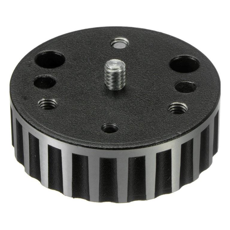 Adapter Manfrotto 120 z gwintu 3/8 na 1/4 cala - WYSYŁKA W 24H