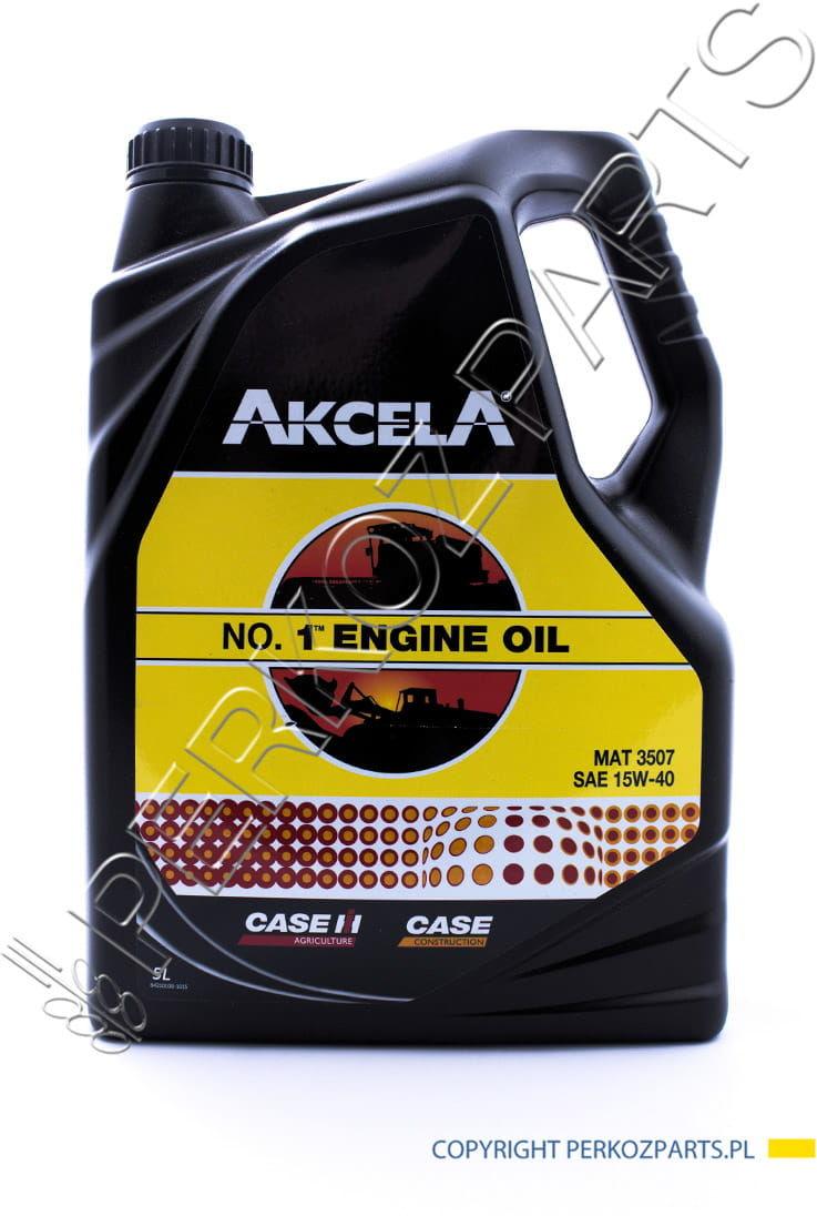 Olej silnikowy AKCELA ENGINE NO.1 15W-40 bańka 5l
