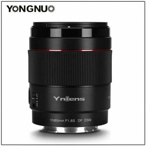 Yongnuo YN 85mm f/1,8 S DF DSM do Sony E