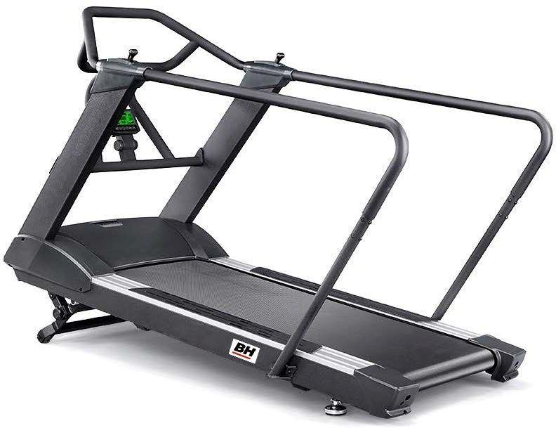 Bieżnia Treningowa mechaniczna RunHIIT G689 BH Fitness