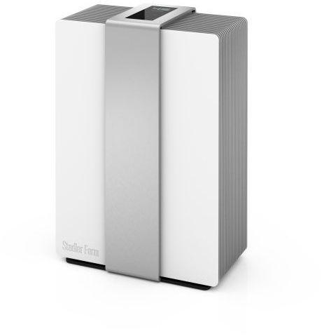 Nawilżacz powietrza ewaporacyjny / oczyszczacz Stadler Form ROBERT biało-srebrny