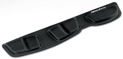 Podkładka przed klawiaturę Health-V Fabric Fellowes, czarna, 9182801 - Super Ceny - Rabaty - Autoryzowana dystrybucja - Szybka dostawa - Hurt