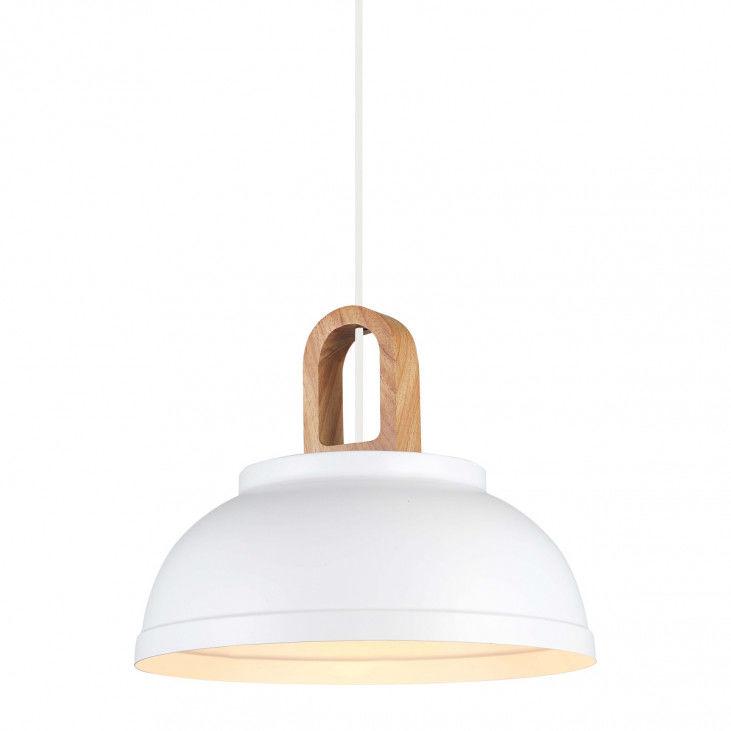 Lampa wisząca nowoczesna kuchenna Danito MDM3153/1M W biała lampa wisząca Italux