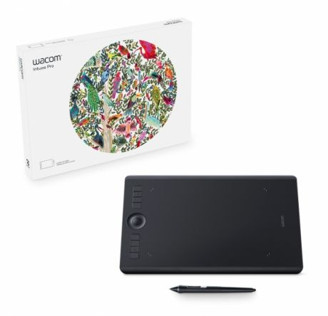 Tablet graficzny Wacom Intuos Pro Medium (PTH-660-N)