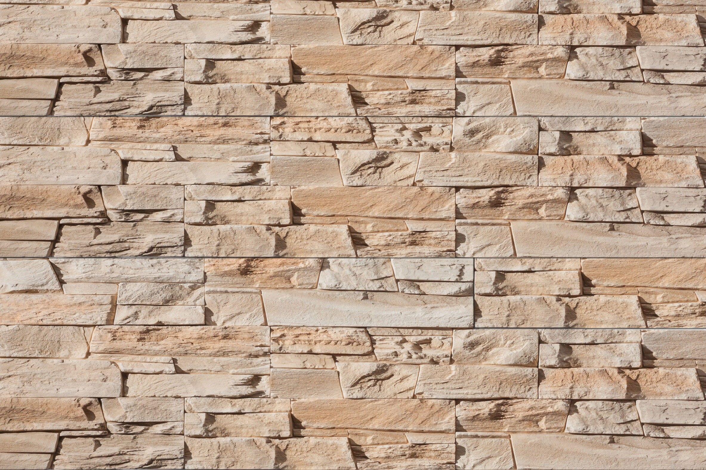 Kamień elewacyjny Basalto Sabbia 37,5x10