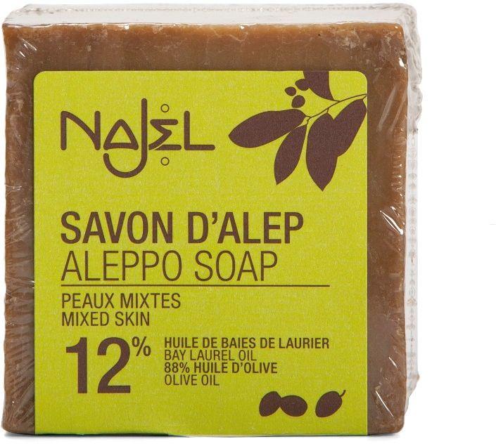 Mydło Aleppo 12% Oleju Laurowego NAJEL 170g