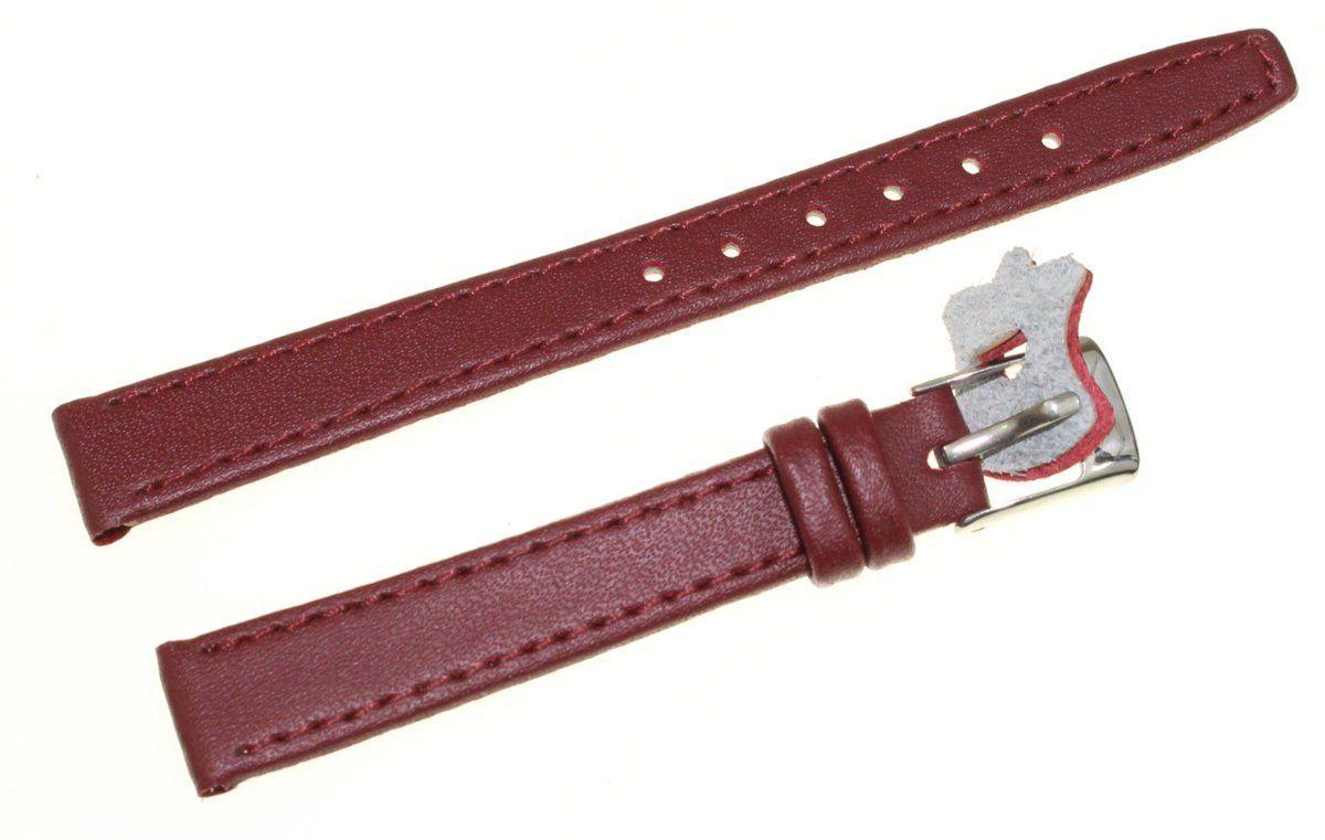 Skórzany pasek do zegarka 12 mm Diloy 366.12.4