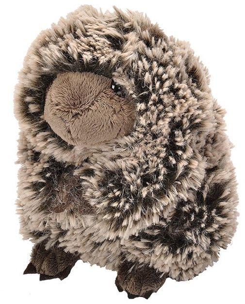 Wild Republic 20271 cuddlekins-mini porcupina wypchane zwierzę pluszowa zabawka