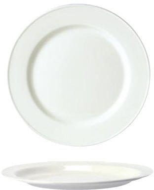 Talerz płytki Slimline porcelanowy SIMPLICITY
