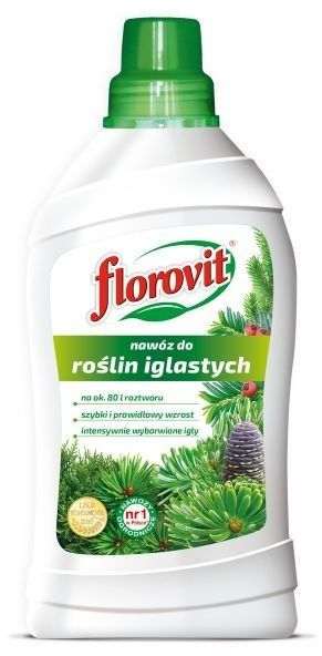Florovit Nawóz do roślin iglastych 800g