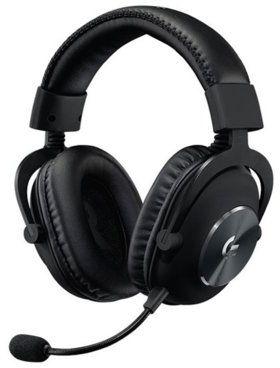Słuchawki LOGITECH G Pro X 7.1. AKCESORIA W ZESTAWIE DO 40%! ODBIÓR W 29 min! DARMOWA DOSTAWA DOGODNE RATY SPRAWDŹ!
