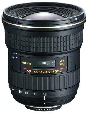 Tokina AT-X 124 AF PRO DX II 12-24mm Nikon