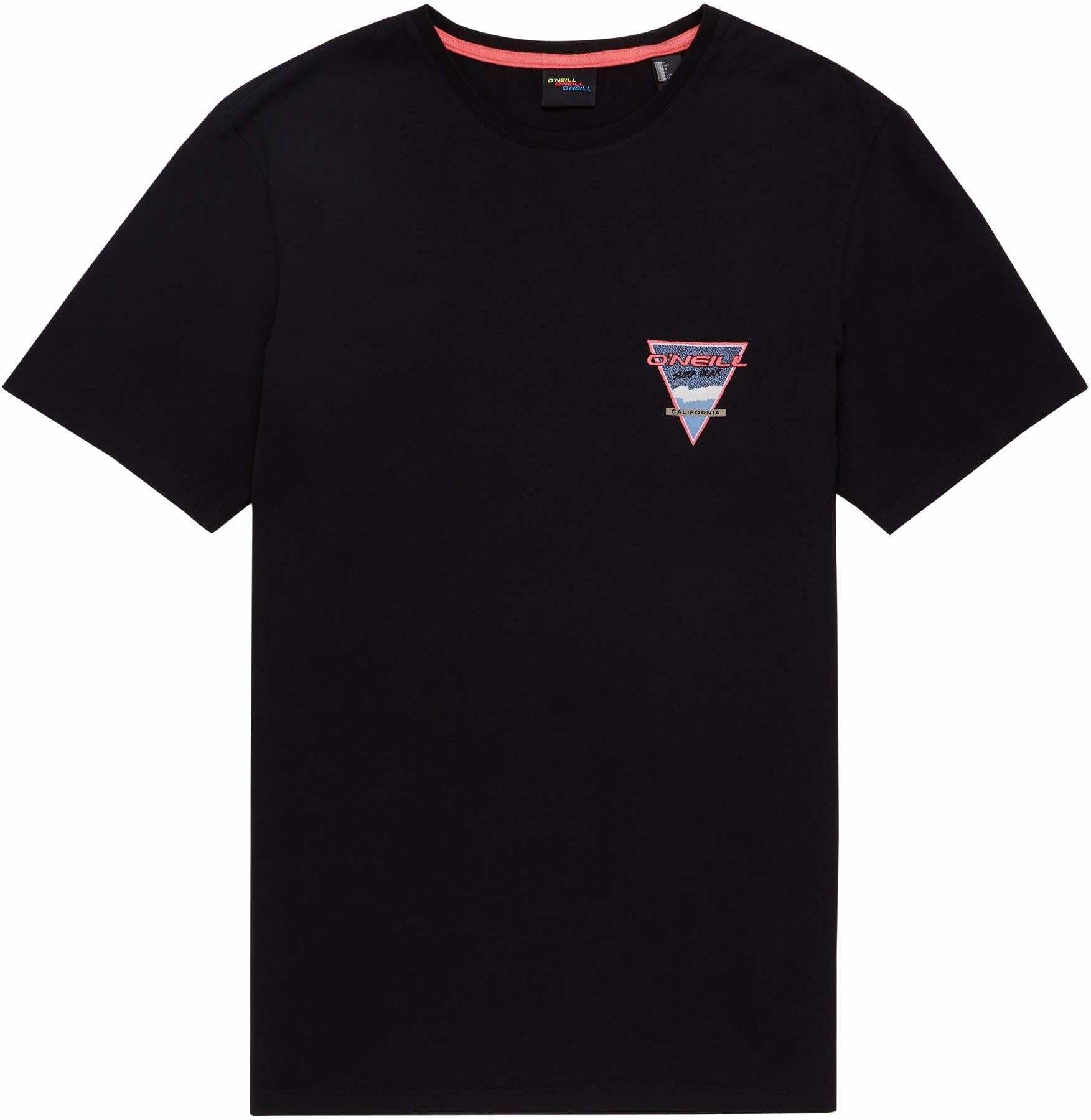 O''Neill Męska koszulka z krótkim rękawem Lm Triangle czarny (Black Out) XS