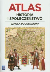 Atlas SP Historia i społeczeństwo NPP w.2012 WSIP ZAKŁADKA DO KSIĄŻEK GRATIS DO KAŻDEGO ZAMÓWIENIA