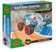 Zestaw konstrukcyjny Mały konstrukt or monster truck big boss (GXP-657024)