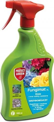 Fungimat al  zwalcza choroby róż i ozdobnych  1 l protect garden