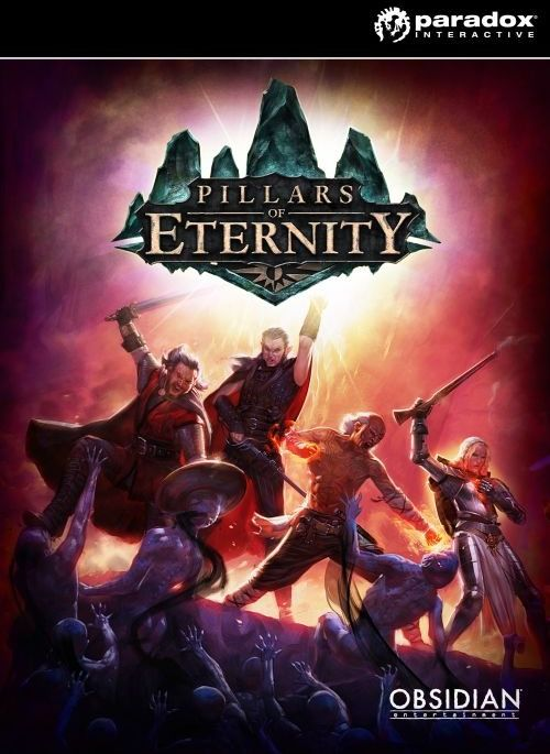 Pillars of Eternity: Champion Edition (PC) klucz Steam