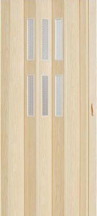 Drzwi harmonijkowe Pioneer Glass