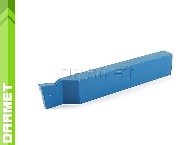 Nóż tokarski przecinak lewy NNPc ISO7, wielkość 1610 S30 (P30), do stali