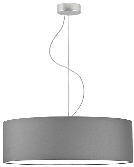 Nowoczesny żyrandol z abażurem 60 cm - EX844-Hajfi - wybór kolorów