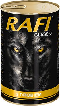 Rafi Classic z Drobiem 1240g
