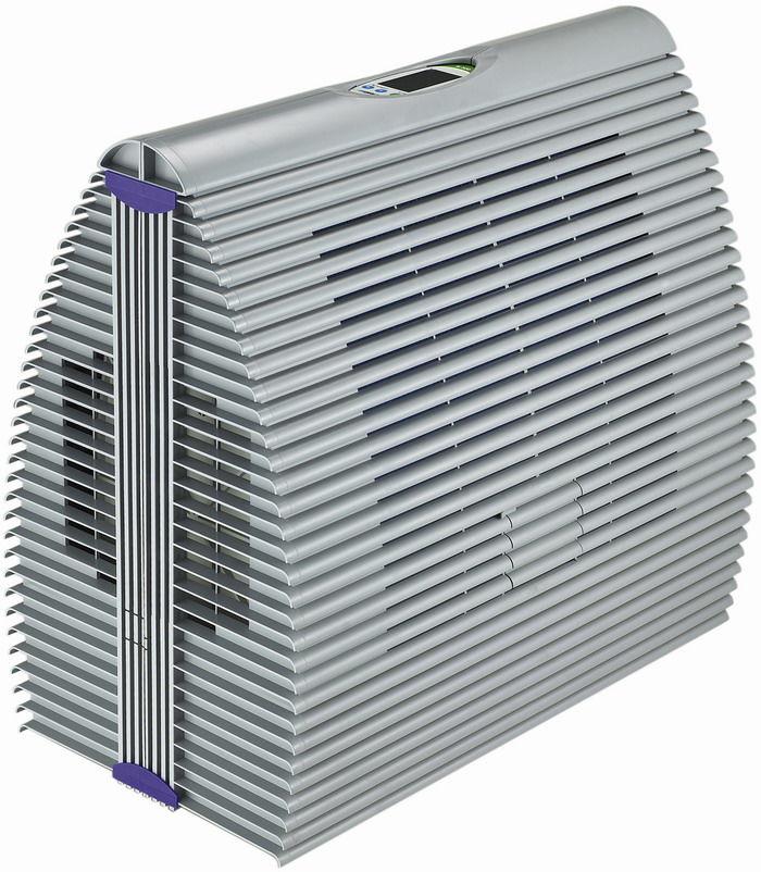 Nawilżacz ewaporacyjny dużej wydajności (120 m2) Brune B300 Electronic ** WYSYŁKA GRATIS! **