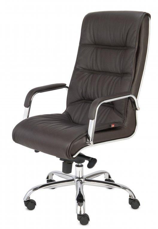 Grospol Nexus SN3 brązowy fotel obrotowy