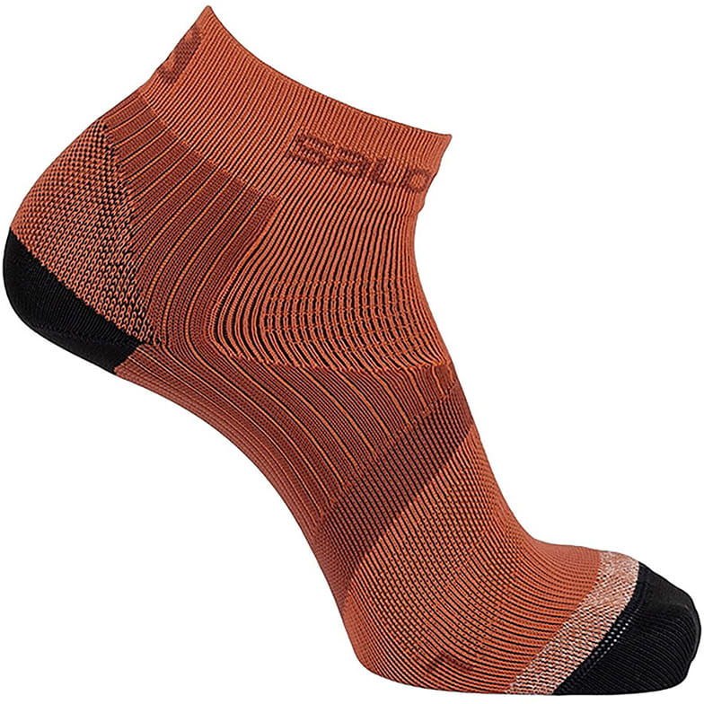 Skarpety Salomon Sense Support Biking Red/Fiery red