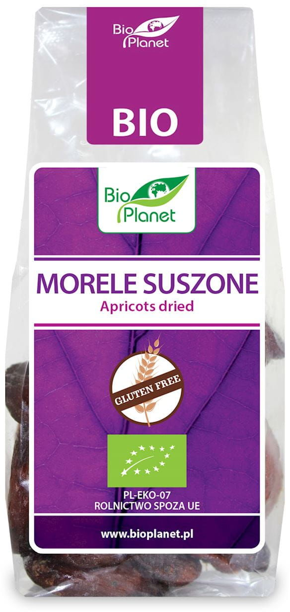 Morele Suszone BIO 150g - Bio Planet