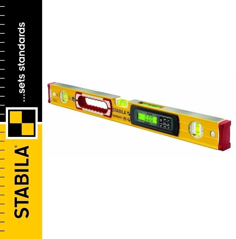 Poziomica elektroniczna 80cm IP65 196-2E STABILA