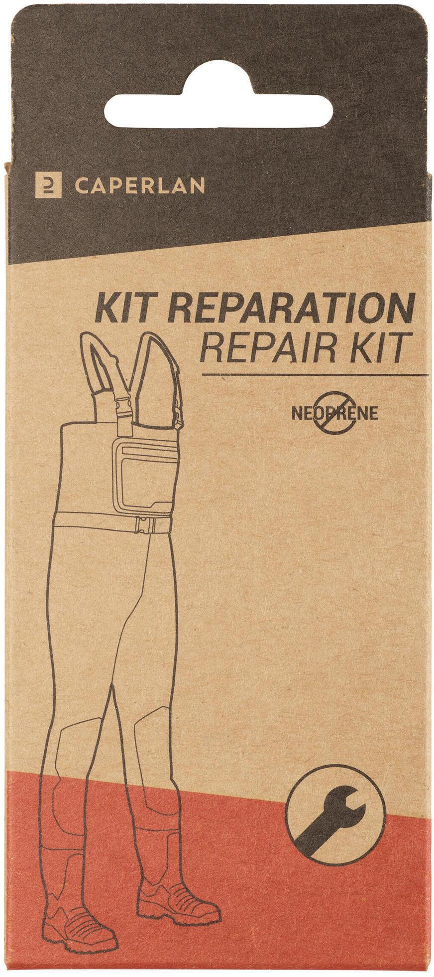 Zestaw do naprawy spodniobutów