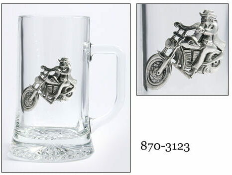 F & D, kufel 500ml - MOTOCYKLISTA/Easy Rider