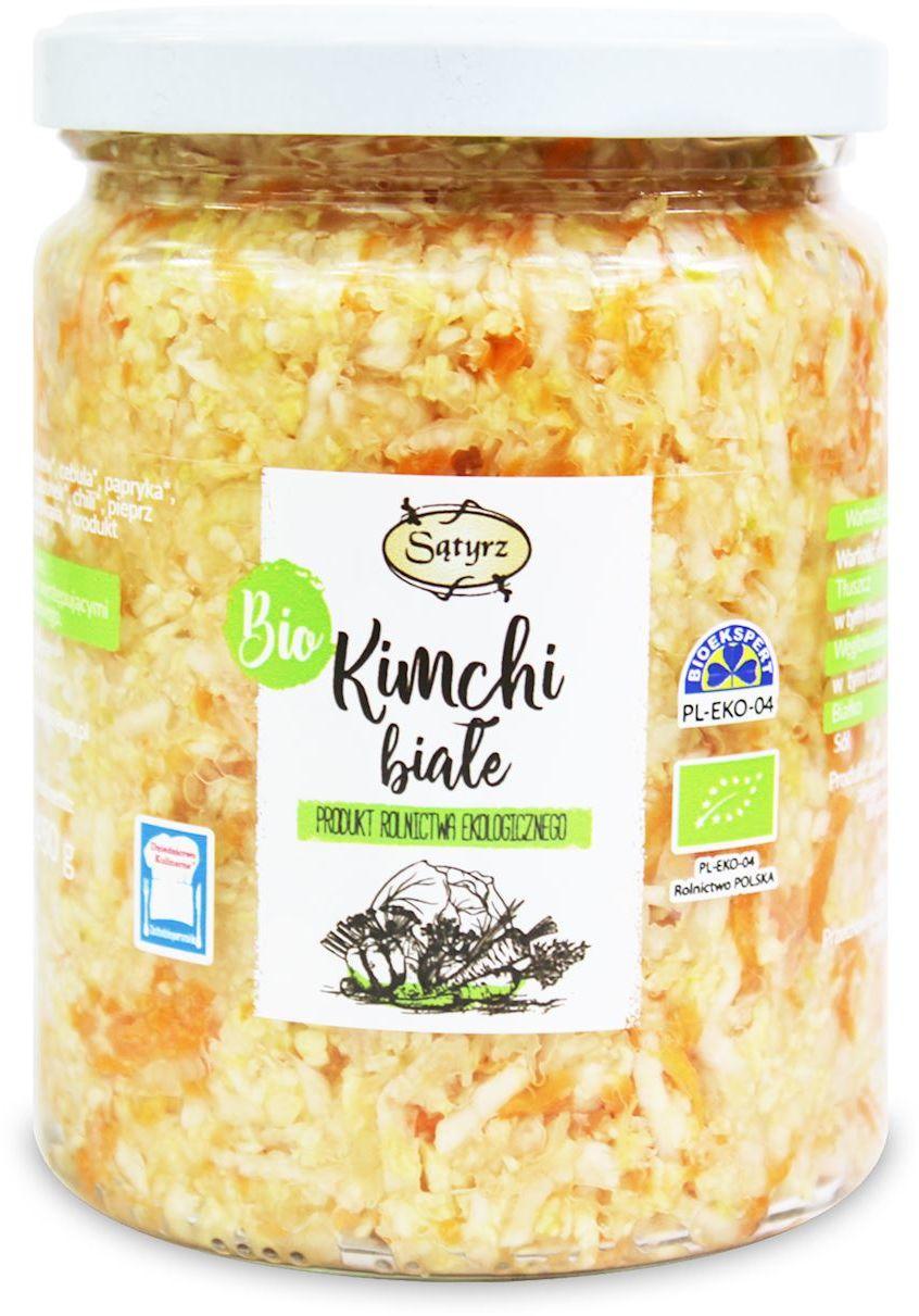 Kimchi białe bio 450 g - sątyrz