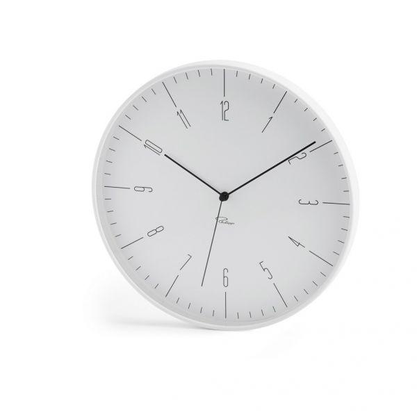 Philippi CARA Zegar Ścienny 30 cm Biały