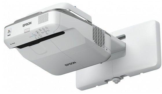 Epson EB-680 - z uchwytem ściennym w komplecie I Darmowa dostawa