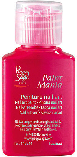 PEGGY SAGE - Lakier nail art Paint mania fuchsia 25ml - ( ref. 149944)