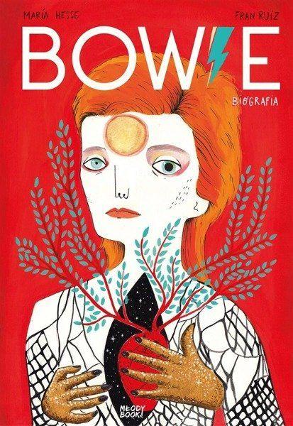 Bowie biografia - Maria Hesse