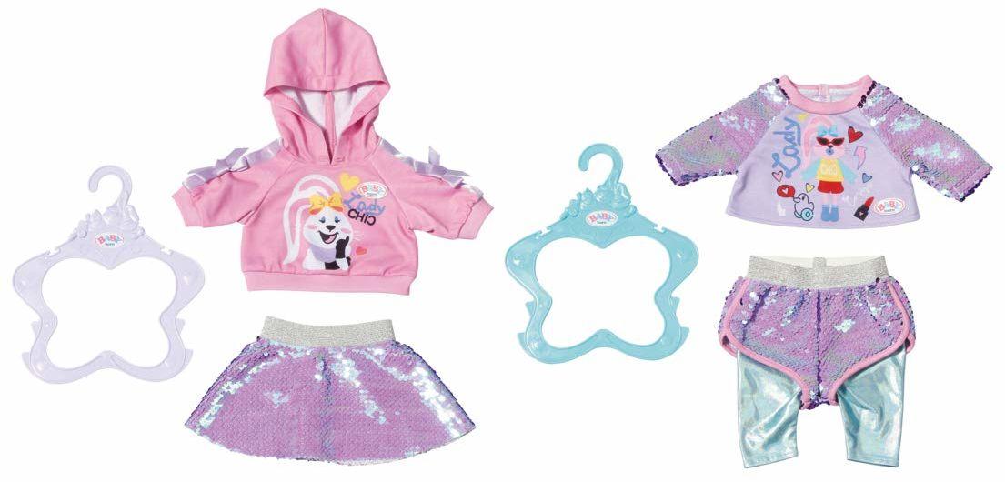 BABY born 828182 Odzież i buty dla lalek