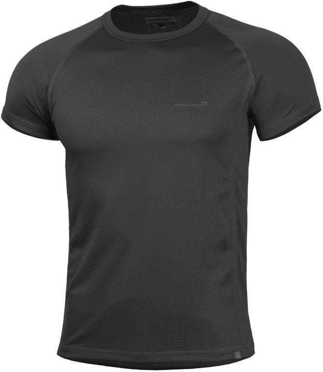 Koszulka termoaktywna Pentagon Body Shock Black (K09003-01)