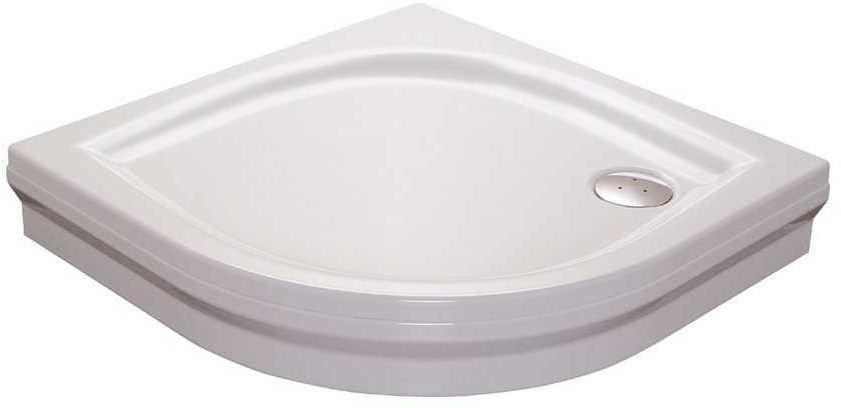 Ravak brodzik prysznicowy akrylowy Elipso 80 PAN A224401410