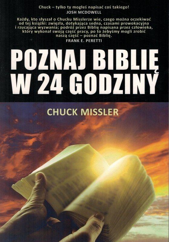 Poznaj Biblię w 24 godziny - Chuck Missler - oprawa miękka