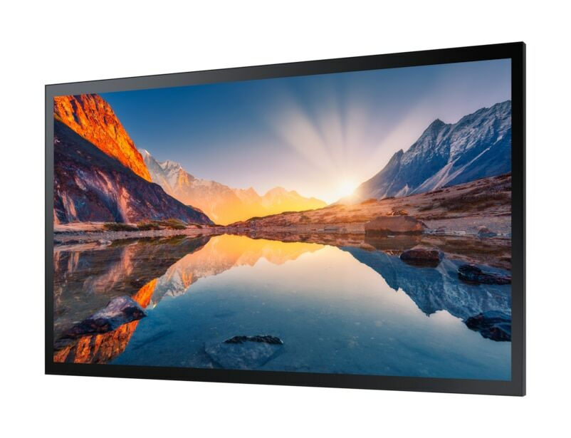 Monitor dotykowy Samsung SMART Signage QM43R-T (LH43QMRTBGCXEN) + UCHWYTorazKABEL HDMI GRATIS !!! MOŻLIWOŚĆ NEGOCJACJI  Odbiór Salon WA-WA lub Kurier 24H. Zadzwoń i Zamów: 888-111-321 !!!