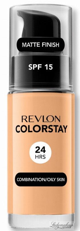 REVLON - COLORSTAY  FOUNDATION - Podkład do cery tłustej i mieszanej - 30 ml - 260 - LIGHT HONEY