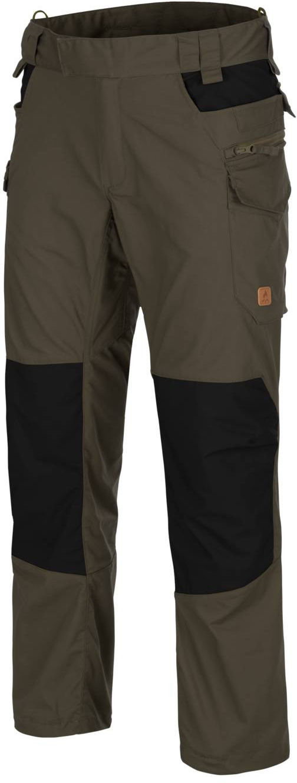 Spodnie Helikon Pilgrim Taiga Green/Czarne (SP-PGM-DC-0901A) H