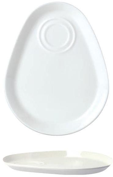 Talerz taca porcelanowy SIMPLICITY