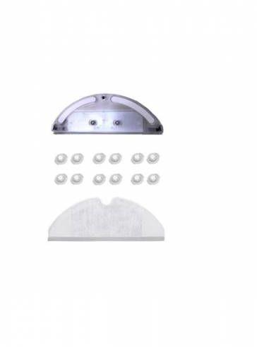 Zestaw - głowica mopujaca + 12 szt sączków + nakładka do mopowania Xiaomi